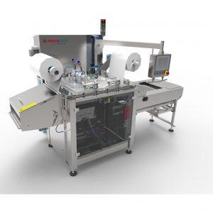 Μηχανήματα Θερμοσυγκόλλησης Τύπου Tray - Sealing