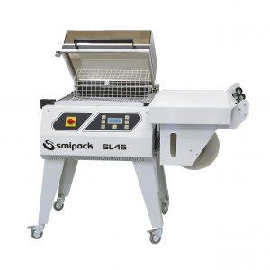 Σειρά συσκευαστικών μηχανών L-Sealer (τύπου καμπάνα) S-SL Series