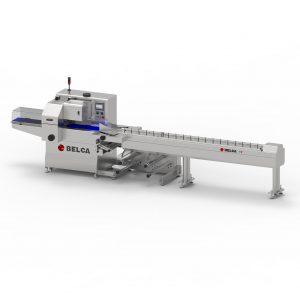 Μηχανές Οριζόντιας Συσκευασίας Τύπου Flow-Pack